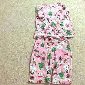 3/$15 2 piece Christmas pajamas children'splace 14